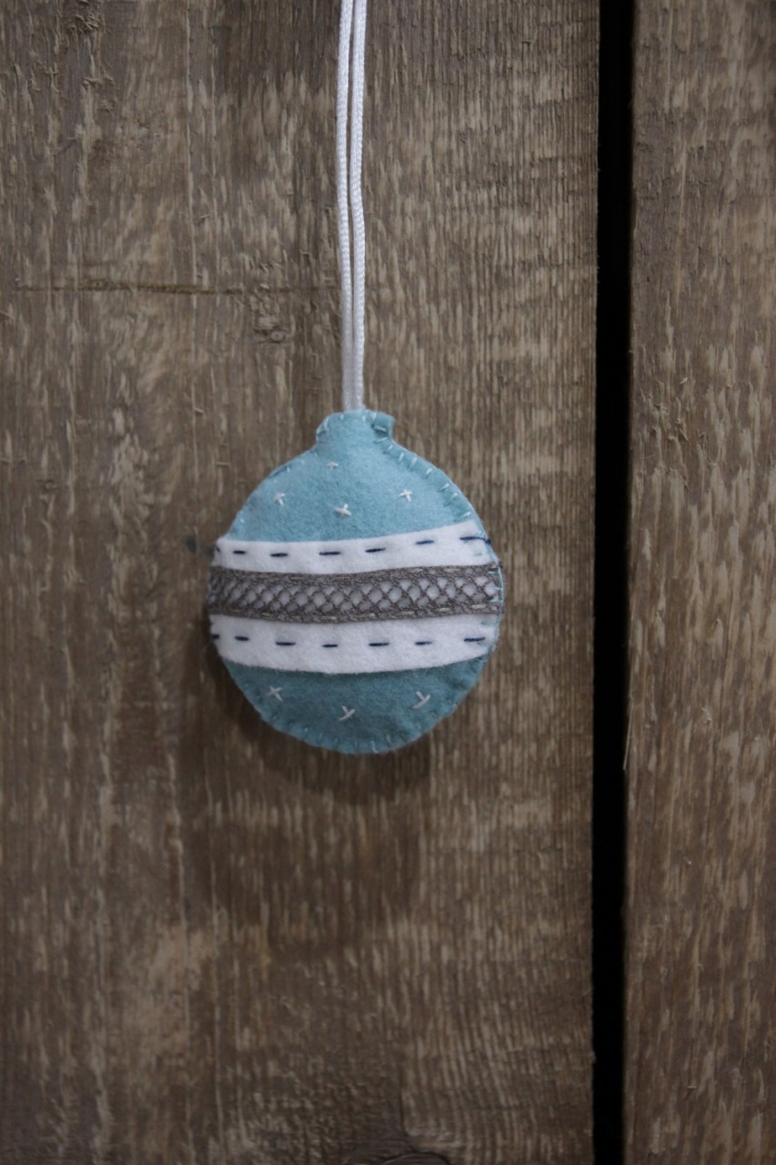 ornament kerstbal 1