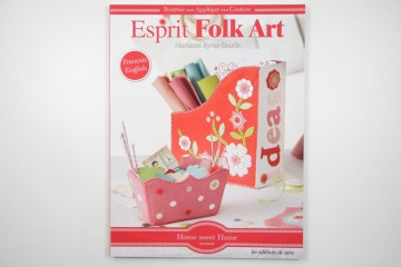 Esprit Folk Art-Home sweet home