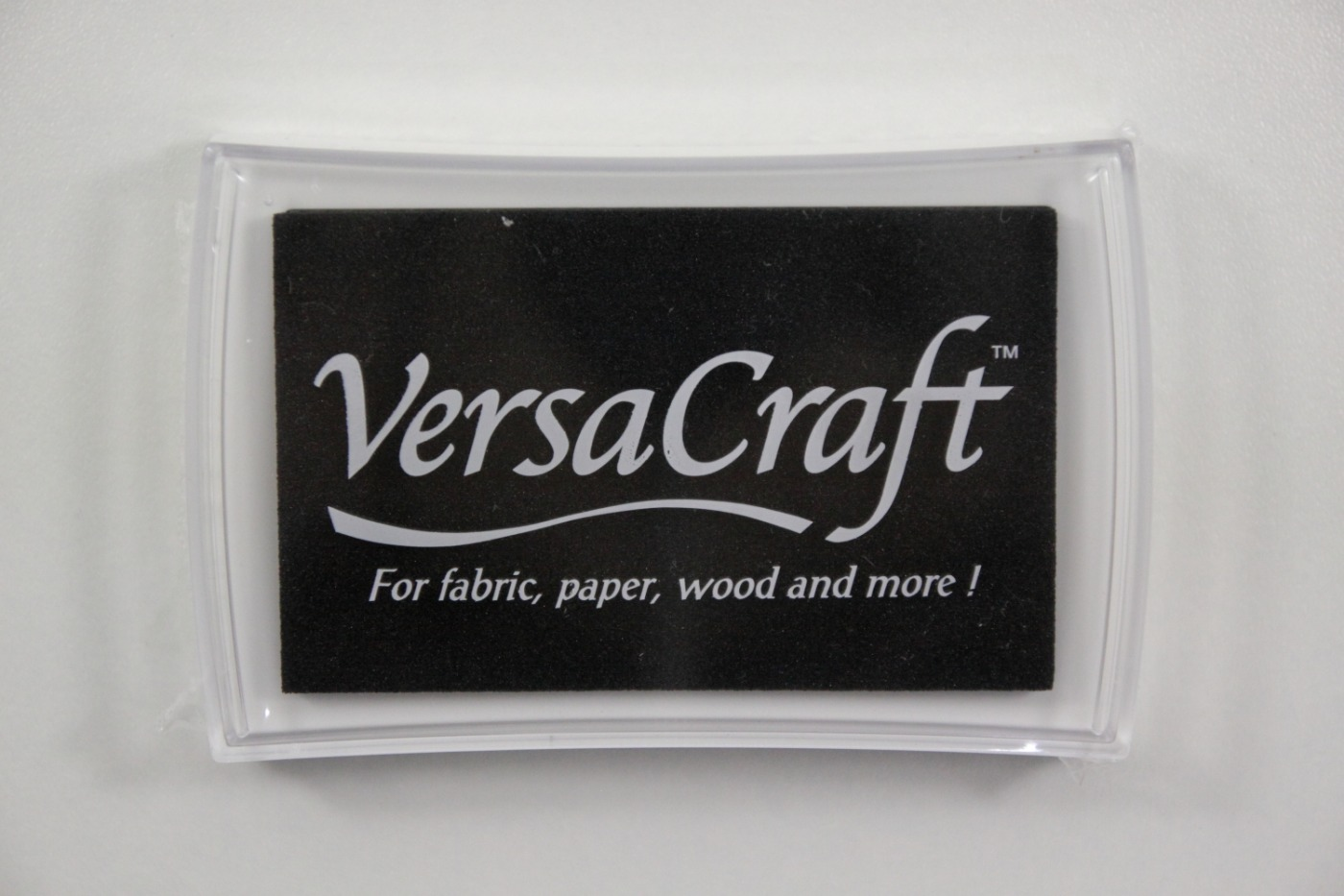 Stempelkussen-VersaCraft-Real Black-77x4