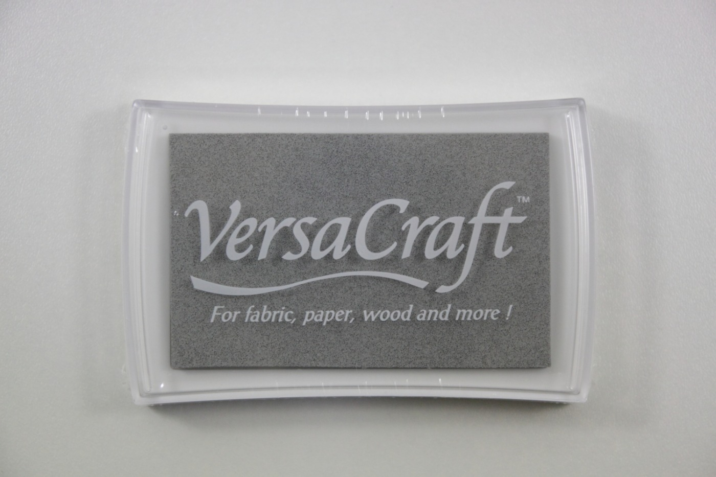 Stempelkussen-VersaCraft-Cool Gray-77x46