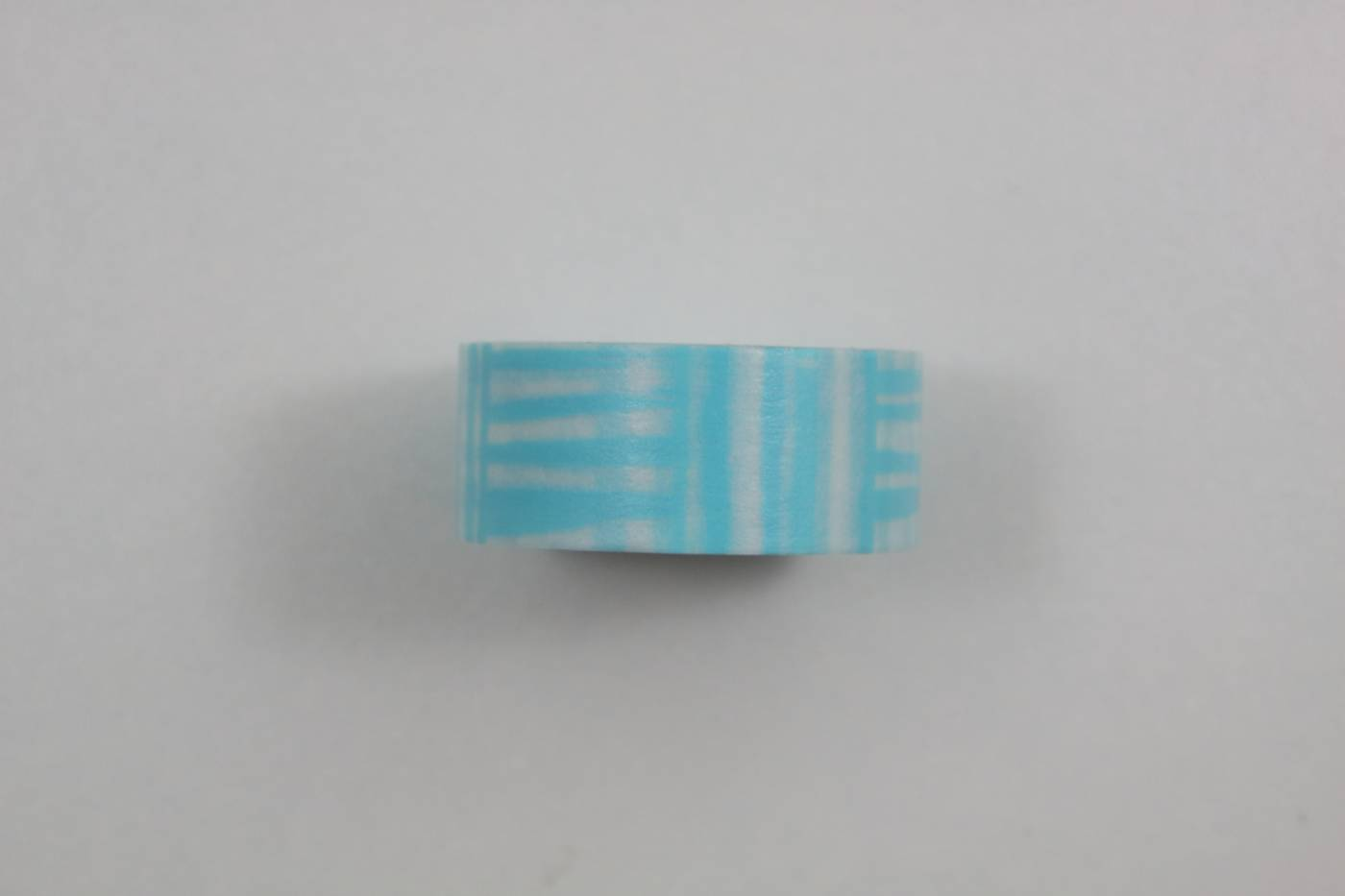 Washi tape-masking tape-wit-aquablauw-st