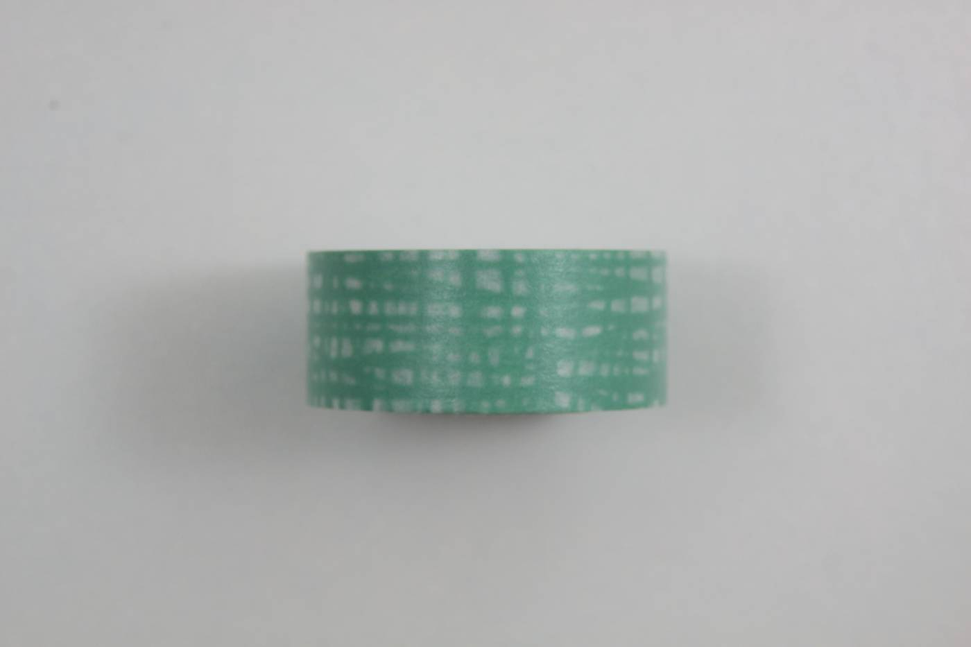 Washi tape-masking tape-wit-mintgroen-kr