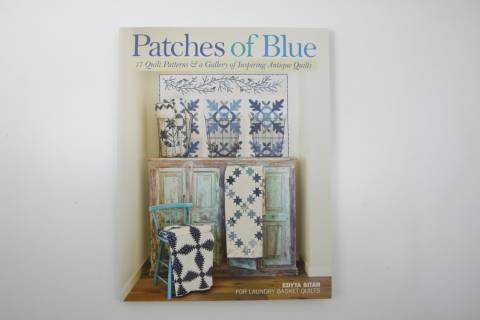 Patches of Blue-patchwork-patronen-quilt