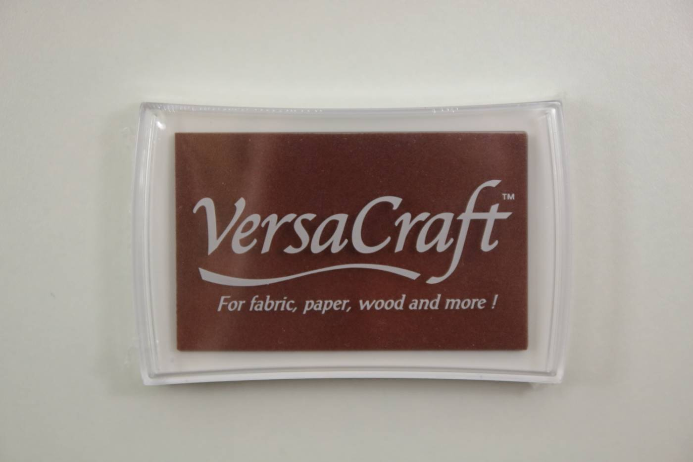 Stempelinkt-VersaCraft-Chocolate-77x46 m